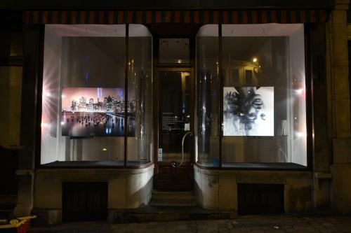 Expo Sablon d'Art - Février 2017 - Overloaded cities