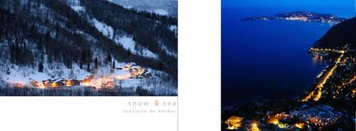 Snow and sea 13