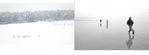 Snow and sea 16