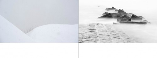 Snow and sea 18