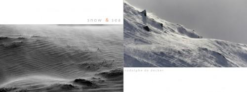 Snow and sea 19