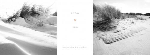 Snow and sea 20