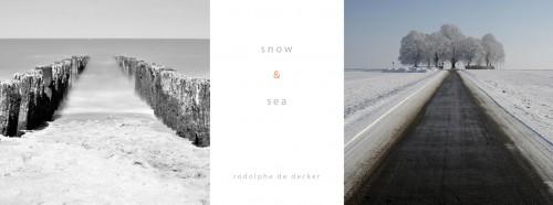 Snow and sea 21