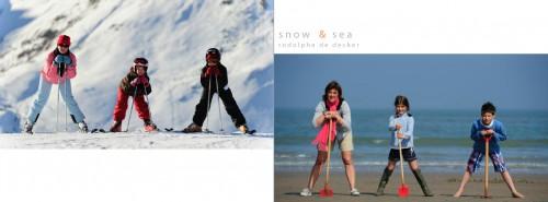 Snow and sea 8