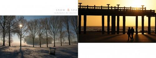 Snow and sea 9