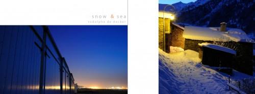 snow and Sea 12